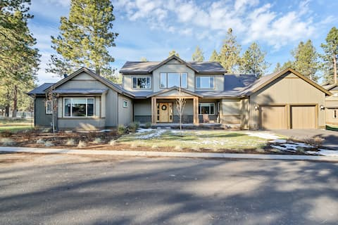 NEW Deschutes Executive Retreat - 6BR Luxury