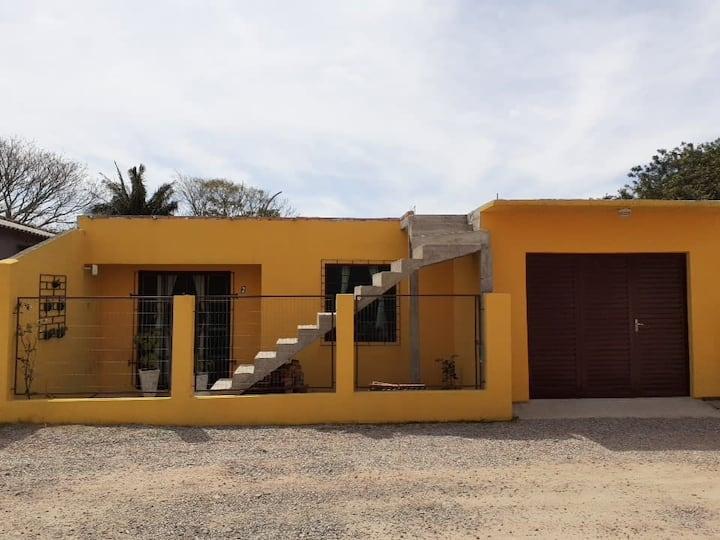 Casa para temporada 3 quadras praia da Barrinha!