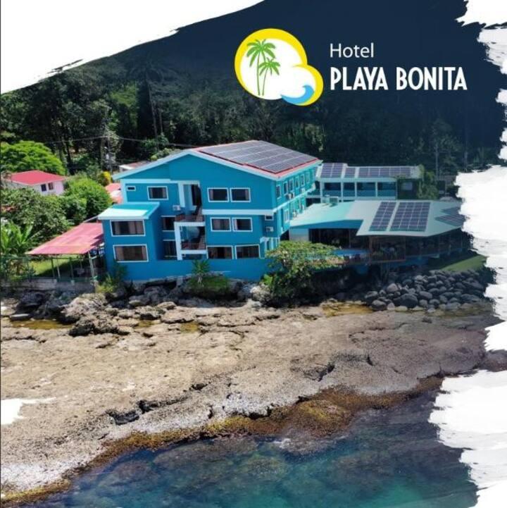 Hotel de Playa! con la mejor vista del Caribe
