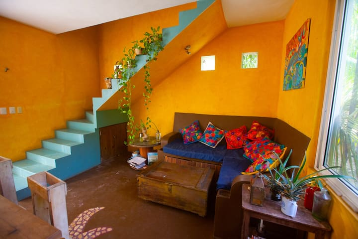 Insuperable casa en El Cuyo,