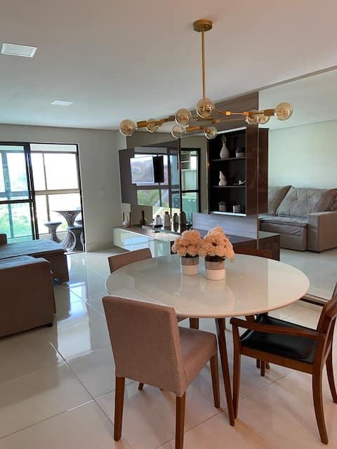 Apartamento Alto da Serra Villas- Bananeiras PB