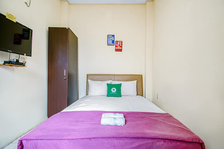 Beautiful Room at Homestay Bogor