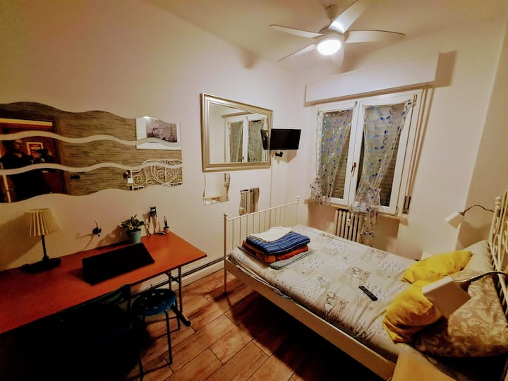 affitti per uso transitorio, rent room-short terms