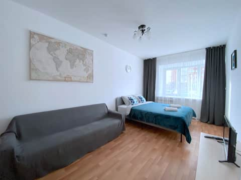 Уютная квартира в Студгородке