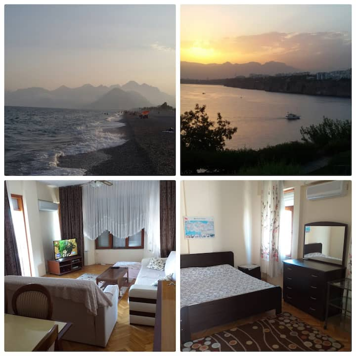 Room for rent close to Konyaalti beach er