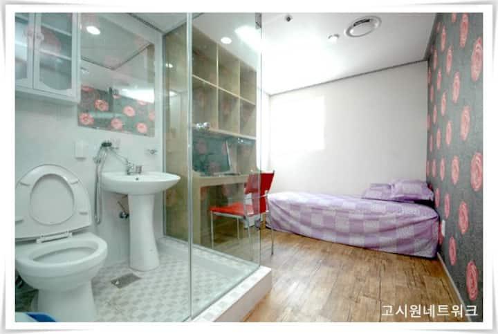 business trip / 외창방 C /(1박/2만원)/ 자가격리 가능