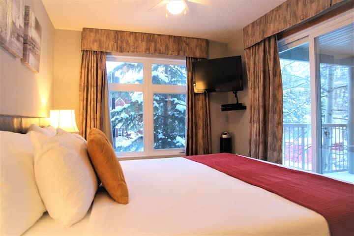 Hotel Room/Patio BBQ/MT View/New Floor