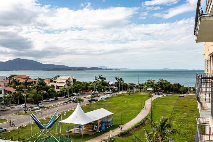 Studio vista mar em resort de luxo ILC3405