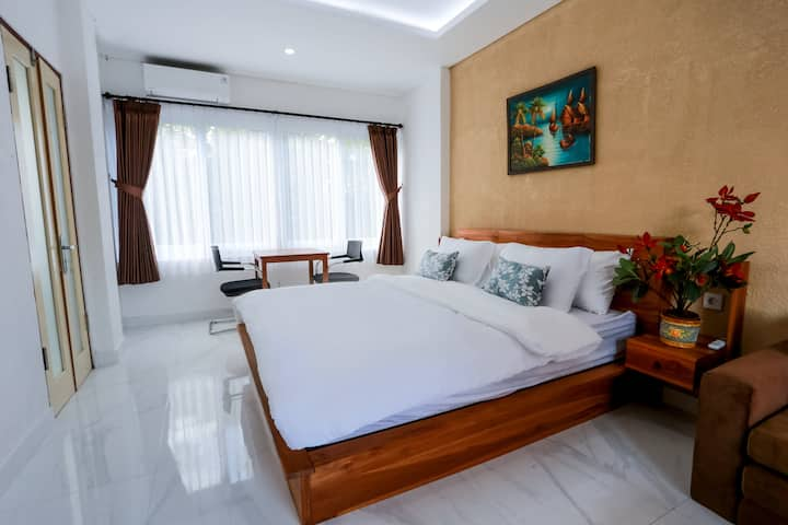 LUXURIOUS 2 Bedroom Unit Near Echo Beach Canggu 2