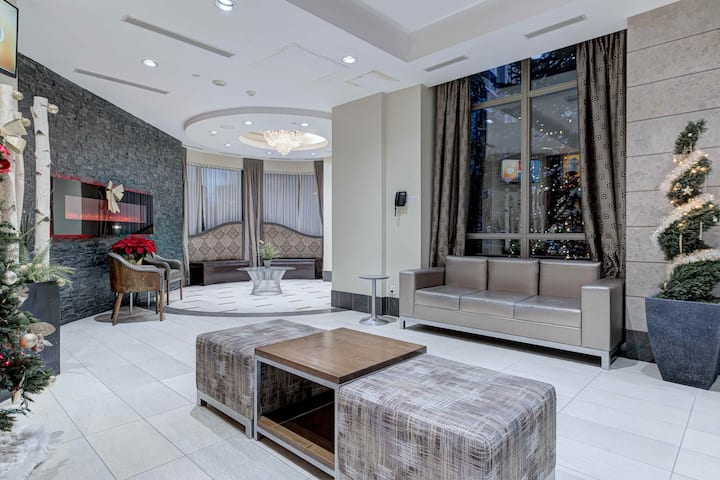 Spacious 2BR Suites in Ovation Tower