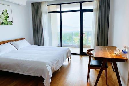嵊泗慢悠悠海景度假酒店-大床房5
