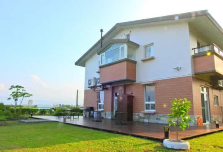 【稻田旁的小別墅】宜蘭 House 好事 80 | 雙人房 101 |
