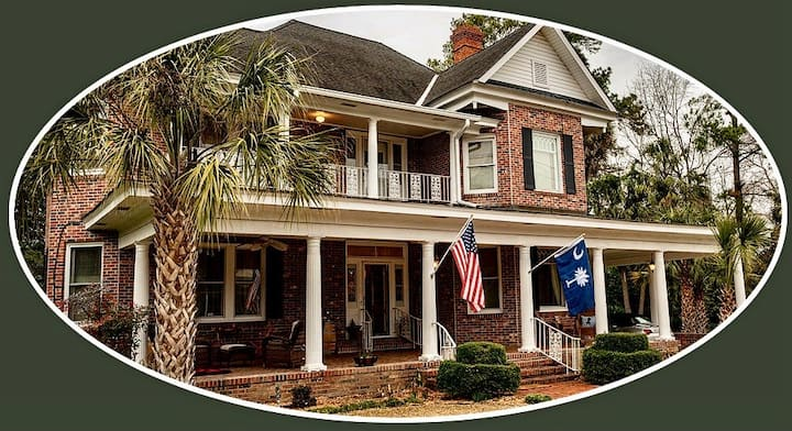 The Americana Suite @ Elloree Bed & Breakfast