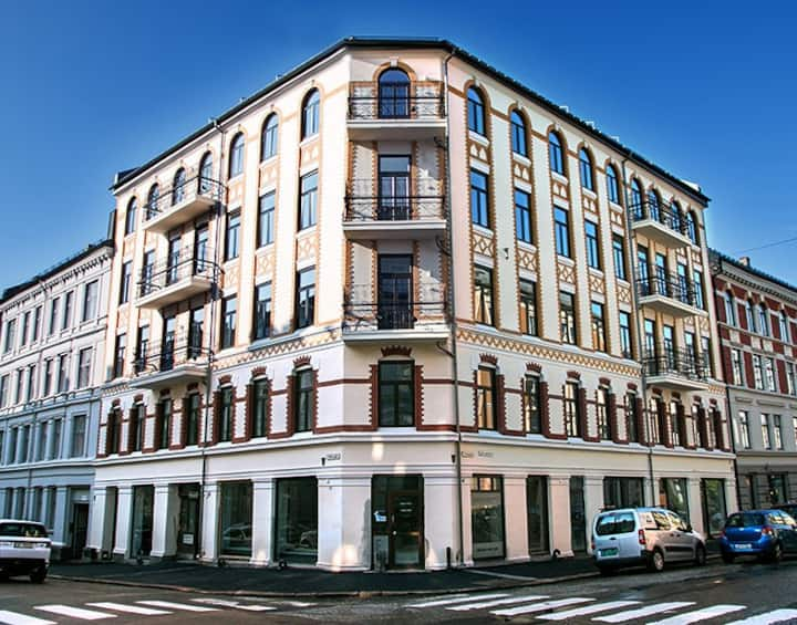 Frogner House Apartments – Odins gate 10