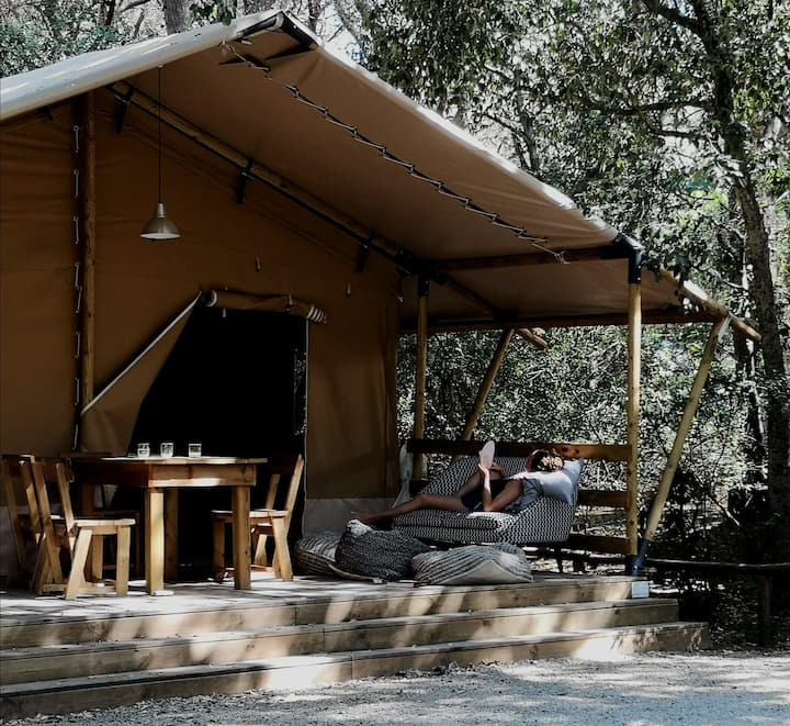 Big Country Lodge Glamping