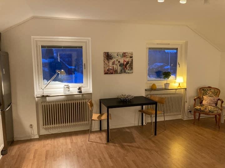 Lägenhet i centrala Härnösand