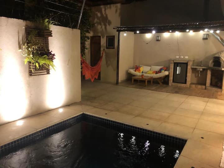 Casa Vida Boa-Pvt Pool-AC-Gated Community