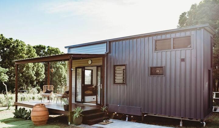 Tea Tree Tiny House in the Byron Bay Hinterland