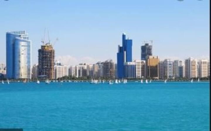 STUDIO WITH ROOFTOP, KHALIFA CITY, ABU DHABI.