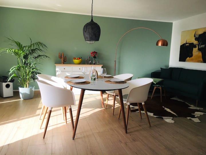 Gaia Garden - 90qm exklusives Wohnen