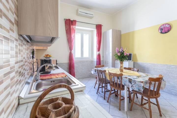Casa Vacanza Antonella 6 p.l Gallipoli  50m mare