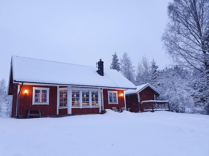 Cozy cottage in scenic environment inVärmland