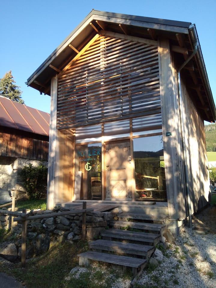 Brioche et Baldaquin- Chambre d'Hôte au naturel