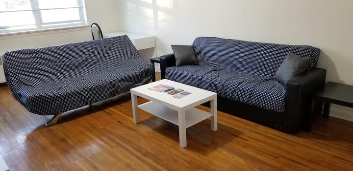 Roomy and renovated 1 bedroom in Bensonhurst