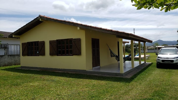 Casa na Lago de Ibiraquera - 7 hóspedes