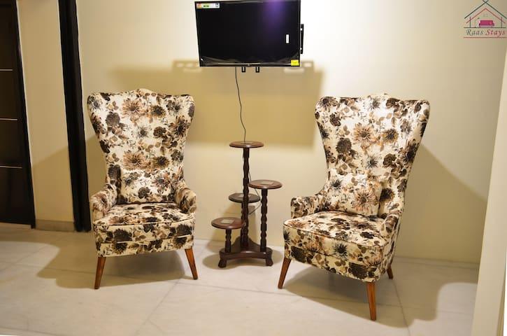 Living Room - Sitting