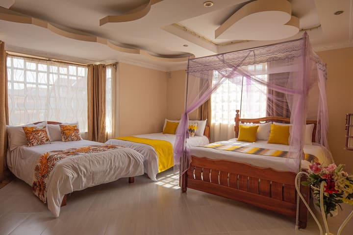 Consa guest house sosian