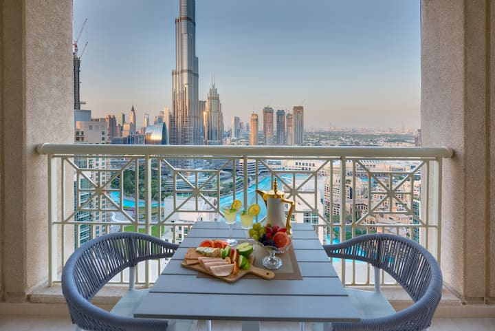Durrani Homes - Designer 2BR with Stunning View