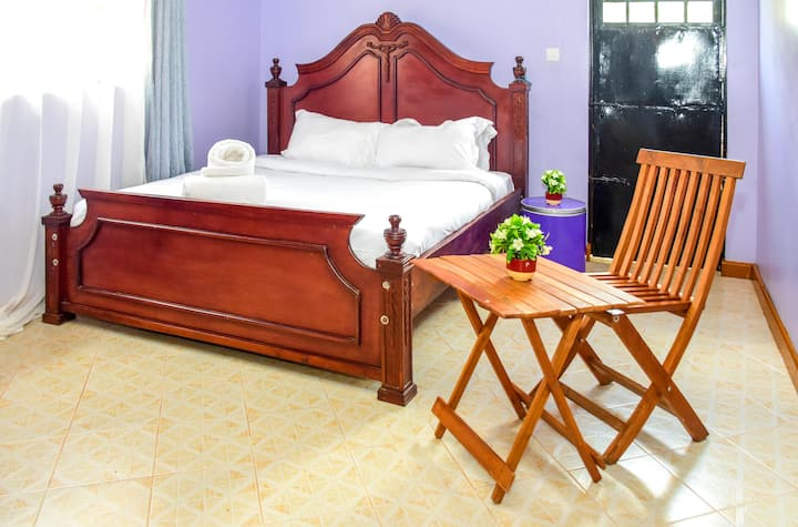 Deluxe Queen Room Kitale