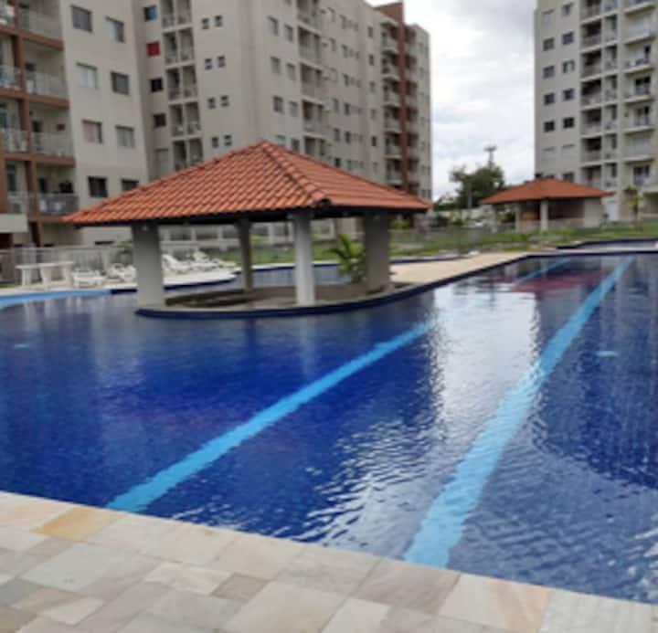 Apartamento no COND.FLEX PARQUE 10 - Manaus