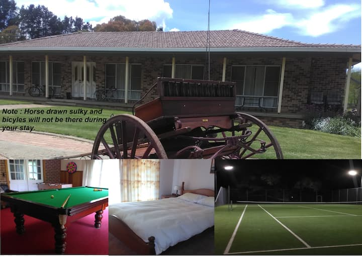 Rural Retreat at Oberon