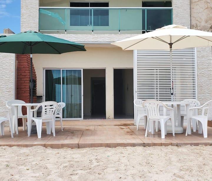 Excelente casa Beira-mar de Maragogi