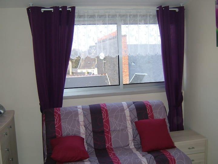 Studio confortable  situé en centre ville