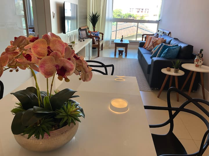 Maravilhoso apartamento na Bacutia