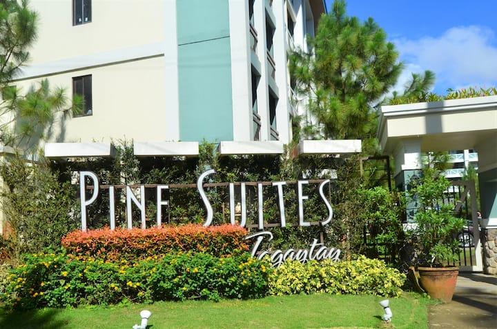 Quiet Abode @ Pine Suites Tagaytay