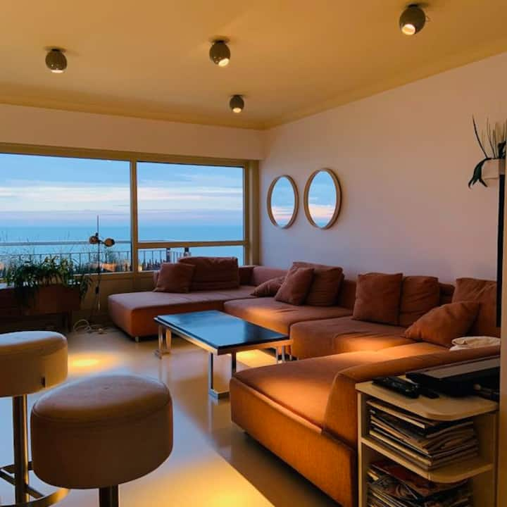 Super Lux apartment with Unique Sea-View