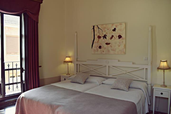 Hotel Rural***La vida de antes - Doble hidromasaje