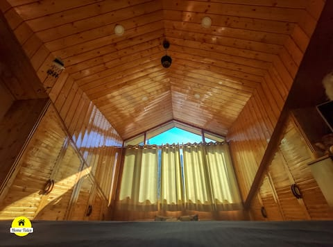 2BHK Home in Manali, Wooden Penthouse Home Tales