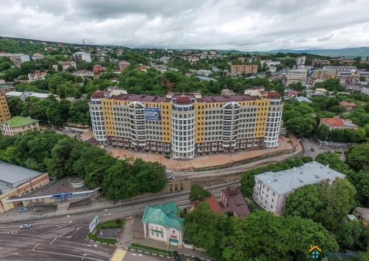 Апартаменты в центре Кисловодска в элитном доме