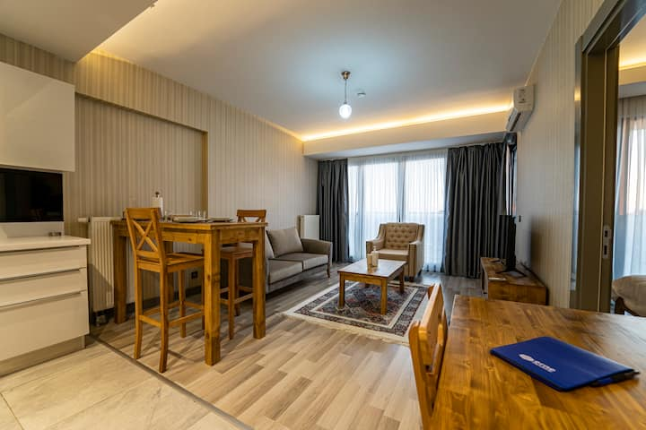 Fine modern apartment,24/7 security, 1 bedroom