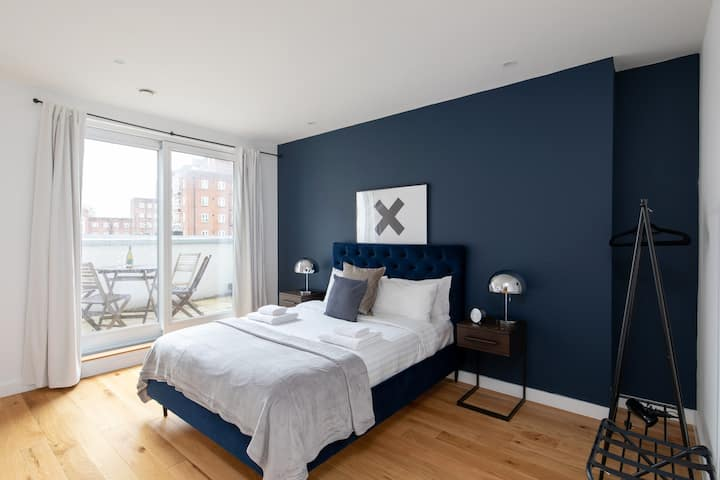 LCA - Lux  Apartment in Camden Central London