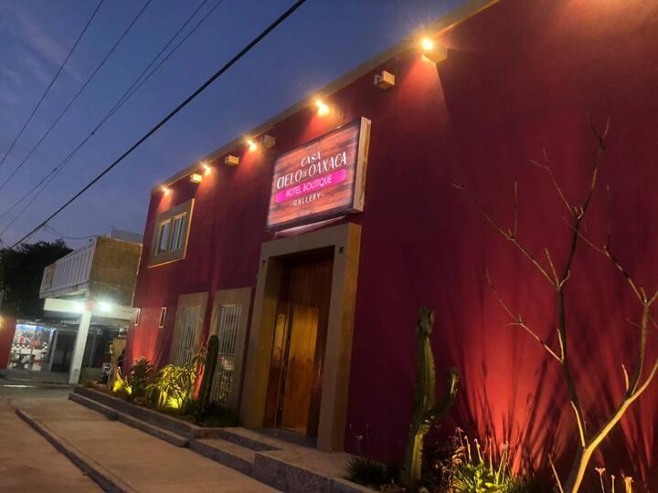 Hotel Casa Cielo de Oaxaca