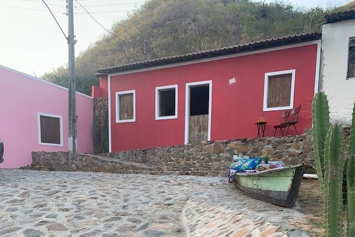 Casa Canoa (climatizada e com piscina)