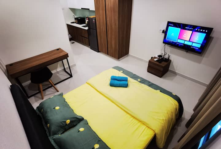 Jeff and Ricky City Homestay 22 @Kozi Square Mall