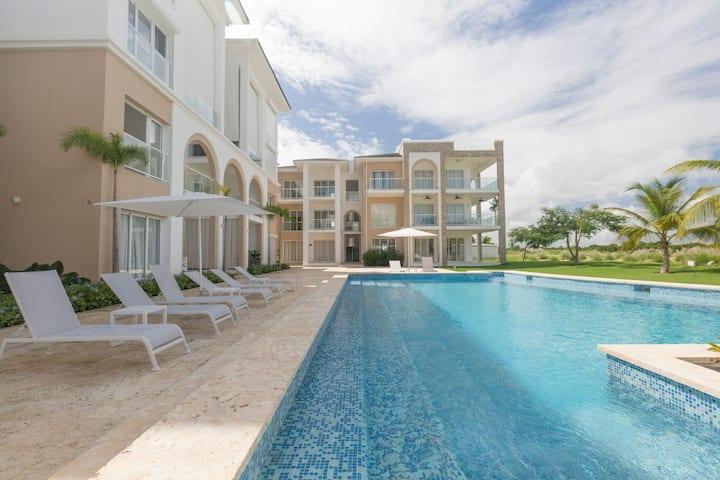 Breathtaking Lake & Golf View Oasis at Punta Cana