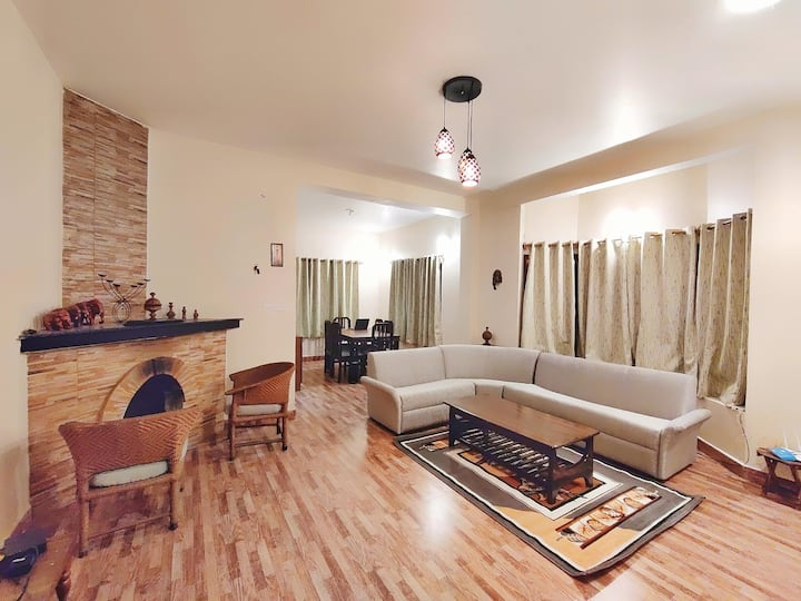 Mysa by Meraki - 2BHK Entire Home